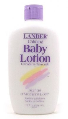 Лосьйон Lander Baby Calming Lotion 444 мл +813822010320